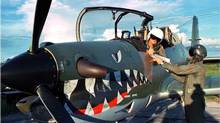 A Tucano light attack aircraft made by Brazil's Embraer SA. Beechcraft said on Friday it will formally protest the U.S. Air Force's decision to award a $428-million (U.S.) contract for 20 Super Tucanos for the Afghan military to Embraer. (REUTERS)