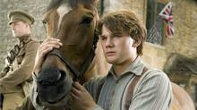 Jeremy Irvine stars in War Horse. The film was nominated Tuesday, Jan. 24, 2012 for an Oscar for best film. (Andrew Cooper/Andrew Cooper/AP)