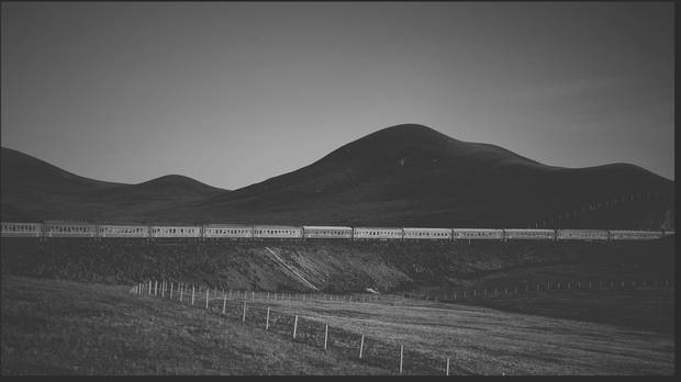 Trans-Siberian Railway from Beijing, China to Ulaanbaatar, Mongolia