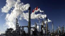 Petro-Canada's refinery at Oakville, Ont., has been closed. (NORM BETTS/BLOOMBERG NEWS)