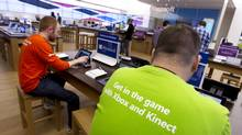 Microsoft created Windows 8 to compete with companies such as Google for some of the smartphone and tablet market share. (Peter Power/The Globe and Mail)