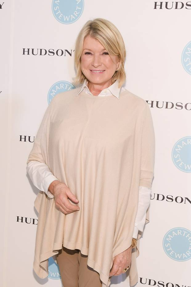 Martha Stewart has launched a line of bedding: 'What makes a comfortable bed? … What is good mattress construction and what is the comfortable sheet? How many pillows do you really need? We spend so much time taking pillows off the bed and putting them on the floor … Just go to bed.'