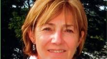 Canadian UN worker Renée Carrier.