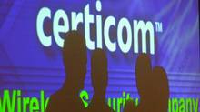 RIM launched a hostile takeover bid for Certicom in December, 2008, and entered into a deal to buy the company in February, 2009. (Louie Palu/The Globe and Mail)