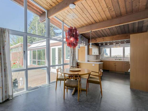 The purchase of 4916 Chancellor Blvd., in Vancouver's University Endowment Lands, is considered a win-win scenario in what could easily have gone the usual way of lost history: demolition of a solidly constructed and tastefully designed house.