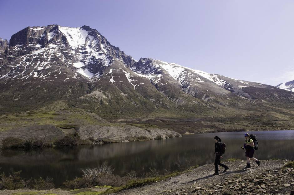 Hiking 'The W' in Patagonia was nothing short of wild