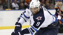 Winnipeg Jets forward Evander Kane (Reuters)