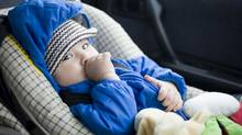 The British Medical Journal recommends that children should remain in rear-facing car seats until the age of four years.