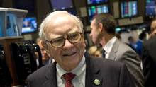Buffett paid $6.9-million in federal income tax in 2010 (Scott Eells/Bloomberg News)