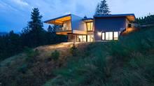 Penticton-area home designed by architect Nick Bevanda. (Ed White/photo)