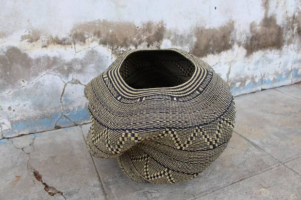 Baba Tree Baskets take between 35 and 100 hours to produce by hand.