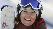 Sarah Burke (The Canadian Press)