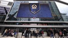 The Toronto Maple Leafs are the only NHL team to make Forbes' Most Valuable Teams list (MIKE CASSESE/REUTERS)