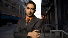 Jazz musician Vijay Iyer is director of the Banff Centre's jazz and new music program. (Handout)