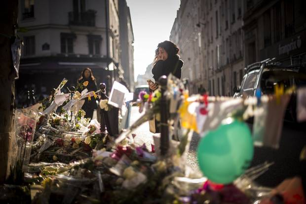 In November, 2015, gunmen and suicide bombers went on a killing spree in Paris, attacking the Bataclan nightclub, bars, restaurants and the Stade de France. The Islamic State group claimed responsibility for the coordinated attacks that killed 130 and injured over 350.