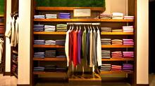 Merchants of men's wear are racing to add more fashion lines, a wider palette of colours, and slimmer styling to their offerings while posting videos and advice columns on their websites. (Jennifer Roberts for The Globe and Mail/Jennifer Roberts for The Globe and Mail)