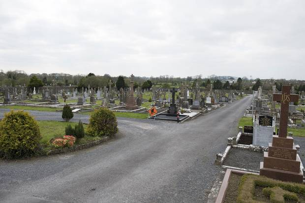 Tuam's main Catholic graveyard lies near the mass grave site where children's remains have lain buried for decades. A survivor of the Tuam home described children being neglected and dying in droves due to whooping cough and other illnesses.