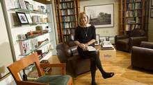 Heather Reisman, CEO of Indigo Books & Music Inc., says the company's latest version of the Kobo e-reader is now in stores. (Kevin Van Paassen/The Globe and Mail)