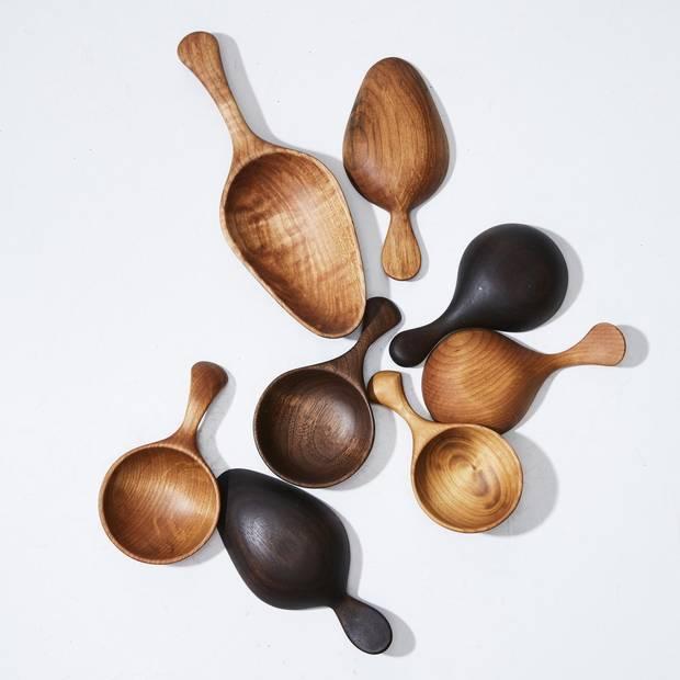 Baking scoops from Herriott Grace