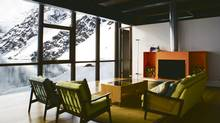 Located in the Andes outside Santiago, Chile, Chalet C7 offers its owners unmatched views of high-altitude Lake Inca.