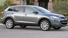 2012 Mazda CX-9 (David Dewhurst/Mazda)