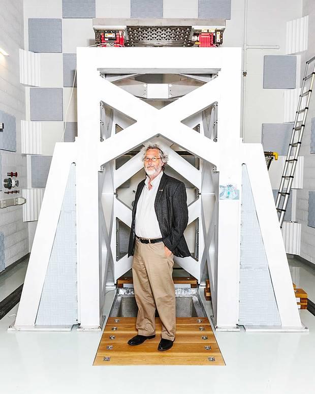 David Cory at the Institute of Quantum Computing