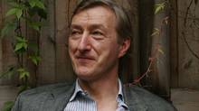 English author Julian Barnes (Randy Quan/The Globe and Mail)