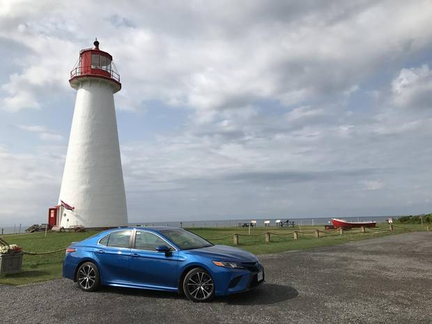 2018 Toyota Camry photos on Prince Edward Island