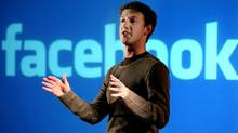 Lawyers for Facebook and its founder and CEO Mark Zuckerberg, seen here, say a lawsuit claiming he developed the social media website with Paul Ceglia is fraudulent. (Craig Ruttle/Associated Press/Craig Ruttle/Associated Press)
