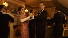 Alison Brie and Vincent Kartheiser as Trudy and Pete Campbell in Mad Men. (Frank Ockenfels/AMC)