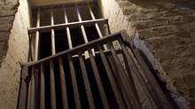 Officials had hoped that by shutting down the oldest portion of the jail in 1977 and moving inmates into a more modern, adjoining building, they could dispel its image as a medieval dungeon. (Peter Power/The Globe and Mail/Peter Power/The Globe and Mail)