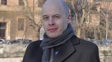 Lev Grossman (handout)
