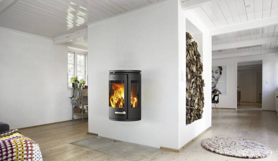 clean burners wood burning fireplaces that are as stylish as they rh theglobeandmail com Efficient Wood-Burning Stoves Most Efficient Wood Fireplace