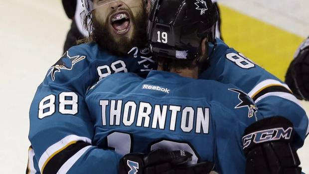 Mirtle: Could This Finally Be The Sharks Year?