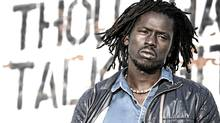Former child soldier from Sudan, Emmanuel Jal plays the Vancouver Folk Festival. (Handout/Handout)