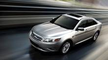 Large: Ford Taurus (Ford)