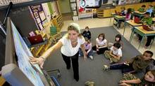 Hiring teachers would be harder wihtout data on local languages and education levels or incomes. (Peter Power/The Globe and Mail)