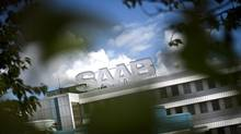 The Saab factory is pictured in Trollhattan June 23, 2011. (SCANPIX/REUTERS)