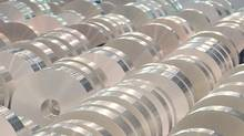 Alcoa reported Tuesday that it made 6 cents (U.S.) a share from continuing operations in the fourth quarter of 2012, equalling analysts' consensus estimates. (Daniel R. Patmore/AP)