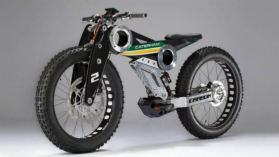 Caterham E Bikes