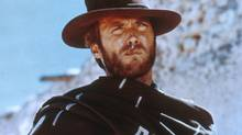 A FISTFUL OF DOLLARS, Clint Eastwood, 1964. Directed by Sergio Leone.