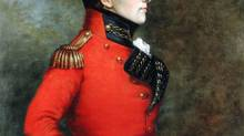 Major-general Isaac Brock's descendant Oliver Brock wants twin statues of his famous ancestor built in Toronto and Guernsey, the Channel Island where the War of 1812 hero grew up.