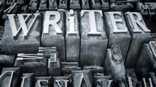 Are you a writer or a Writer©? (Franck Boston/Getty Images/iStockphoto)