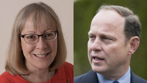 Courtenay-Comox NDP candidate Ronna-Rae Leonard defeated Liberal candidate Jim Benninger by just nine votes.