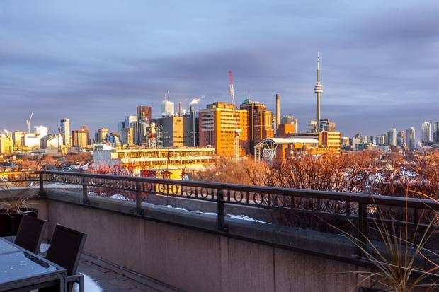 Home of the Week, 308 Palmserston Ave., PH16, Toronto.
