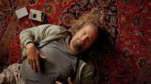 Jeff Bridges in The Big Lebowski.