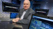 Scott Moore, president of broadcasting at Rogers Media, is pictured in the Sportsnet studios in January, 2013. Rogers has renamed The Score, its recently acquired sports network, as Sportsnet 360. (Peter Power/The Globe and Mail)