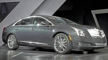 2013 Cadillac XTS. (GM/General Motors)