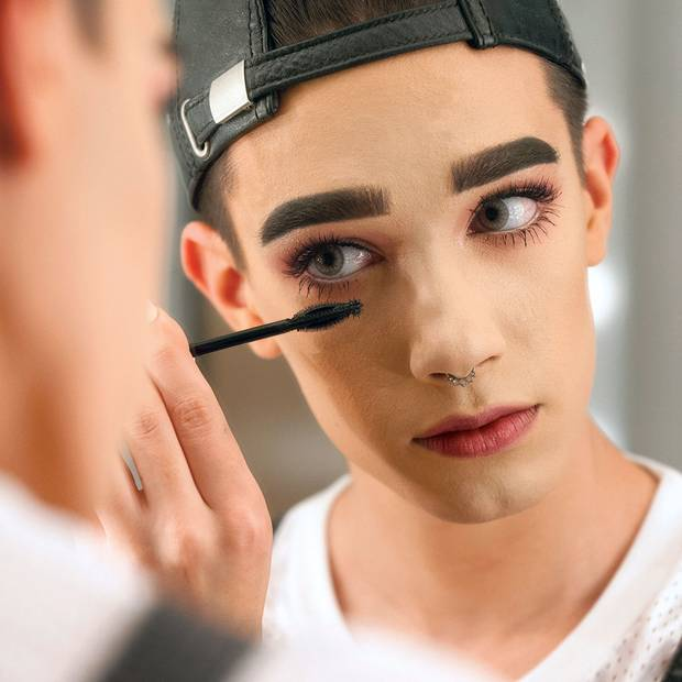 ALL-INCLUSIVE James Charles, a 17-year-old makeup artist and Instagram sensation (with 599 K followers), was recently named CoverGirl's latest spokesperson.