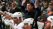 Dave Tippett coached the Dallas Stars for six seasons. (Jeff Vinnick/2007 Getty Images)